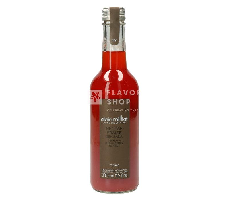 Nectar de fraise 33 cl