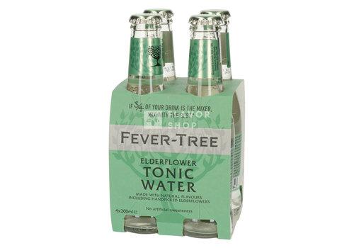 Fever Tree Elderflower (Groen) - Clip van 4