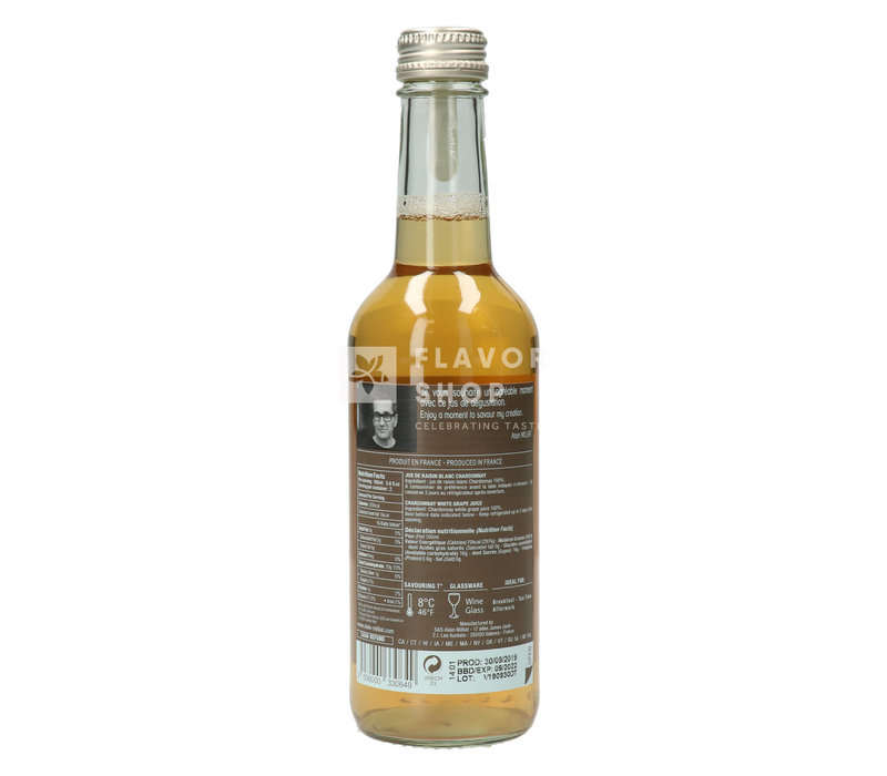 Jus raisin blanc Chardonnay 33 cl