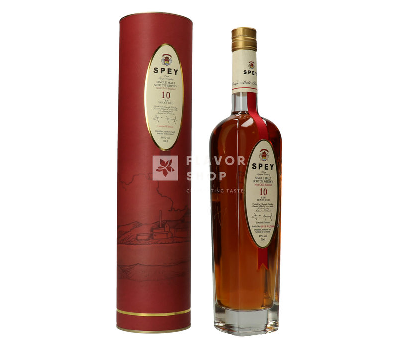 Spey Whisky 10Y Port Cask 70 cl