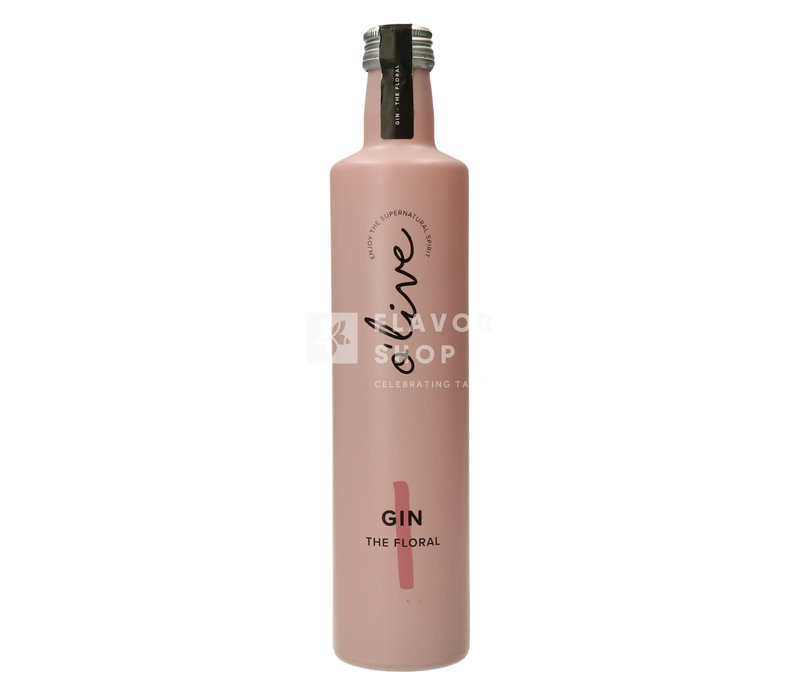 O'live Gin - The floral