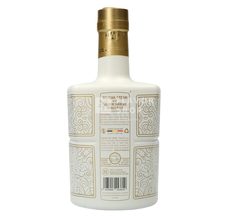 Belgian Cream 70 cl