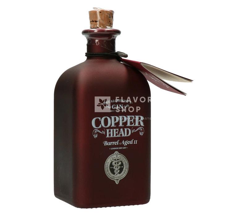 Copperhead Gin Barrel aged II - Ltd Ed