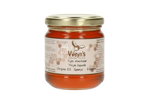 Weyn's Honing Tijm Honing (vloeibaar) 250 g