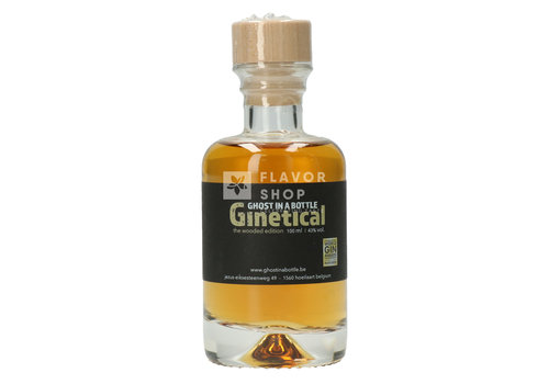 Ghost in a Bottle Ginetical Wooded Gin 10 cl