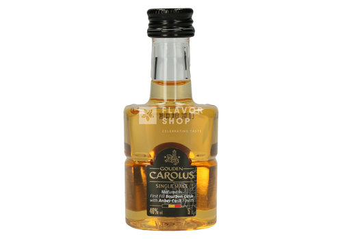 Gouden Carolus Single Malt 5 cl