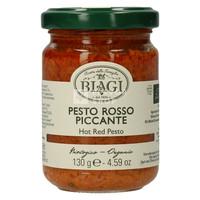 Pesto rosso piccante-Bio