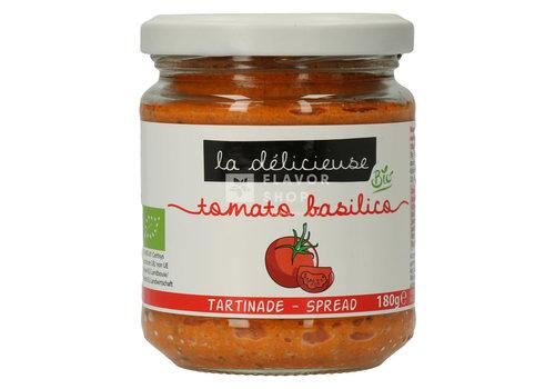 La Délicieuse Sauce végétarienne tomate-basilic
