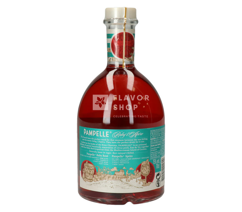Pampelle Ruby l'Apero 70 cl