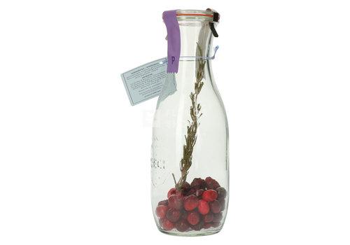 Pineut Tafelwater Kers, Cranberry & Rozemarijn