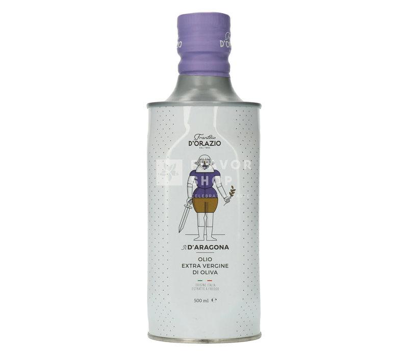 Huile d'olive Puglia Extra Vierge 500 ml