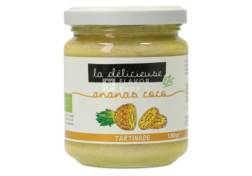 La Délicieuse Sauce végétarienne ananas-coco