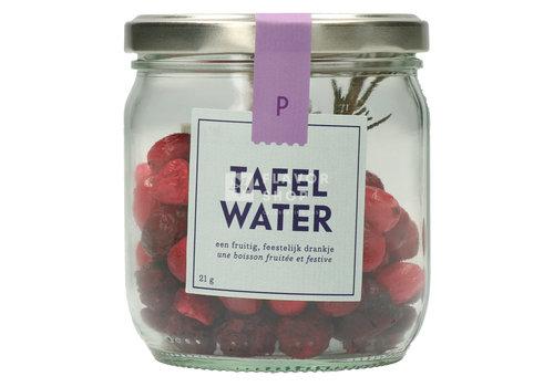 Pineut Refill Tafelwater Cranberry, kers en rozemarijn