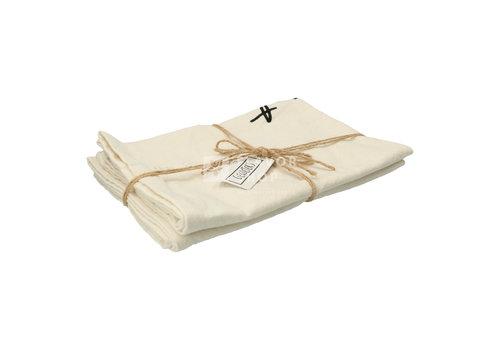 Gusta Set Handdoeken Geniet/Lekker thuis - Genieters