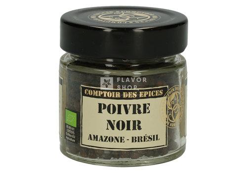 Le Comptoir des épices Poivre noir Belém - BIO