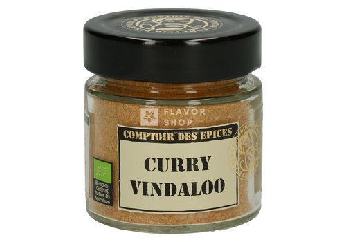Le Comptoir des épices Vindaloo Curry - BIO