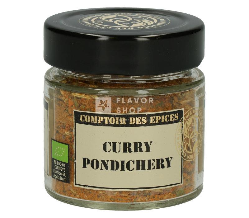 Pondichery curry
