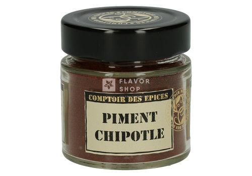 Le Comptoir des épices Chipotle Chilipeper gemalen