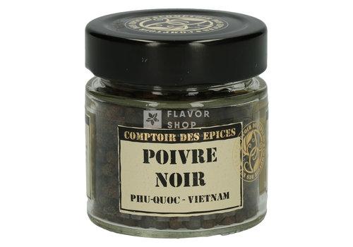 Le Comptoir des épices Poivre noir Phu Quoc
