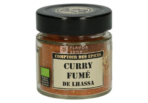 Le Comptoir des épices Gerookte Lhassa curry - BIO