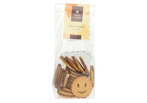 Pure Flavor Smiley Cookies