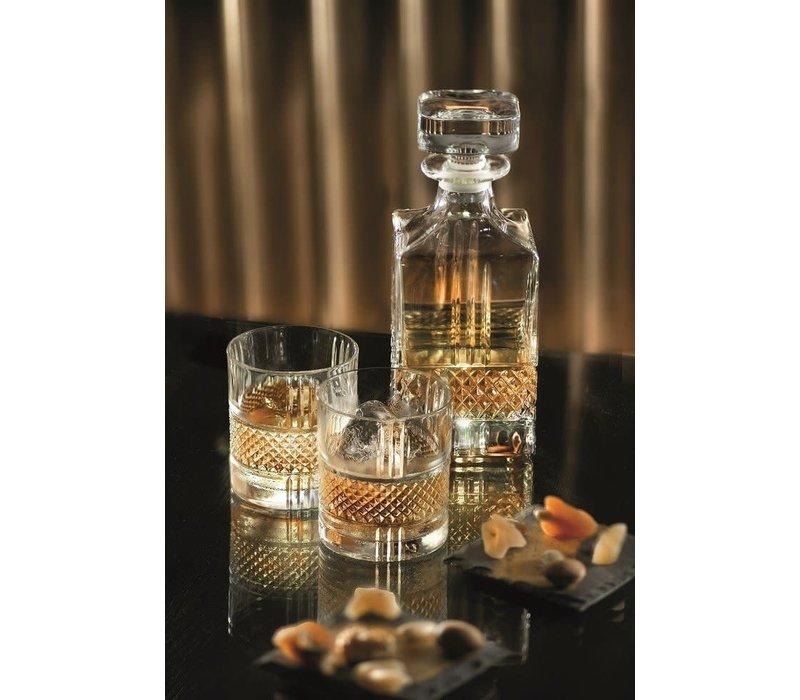 Set à whisky 7 pièces - BRILLANTE