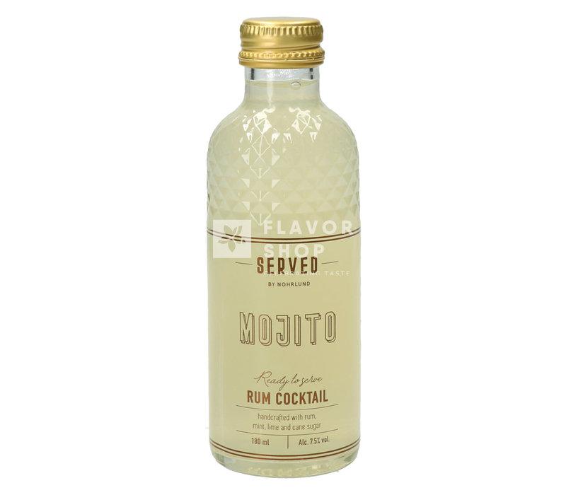 Cocktail au rhum - Mojito