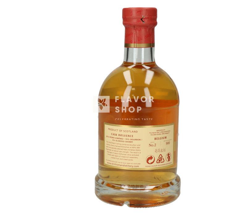 Kilchoman Small Batch Sherry-Bourbon-Oloroso