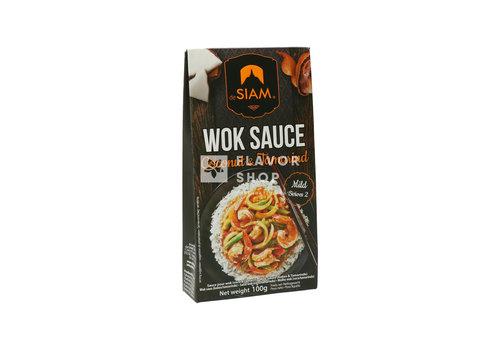 deSIAM Sauce wok Coconut & Tamarind Mild