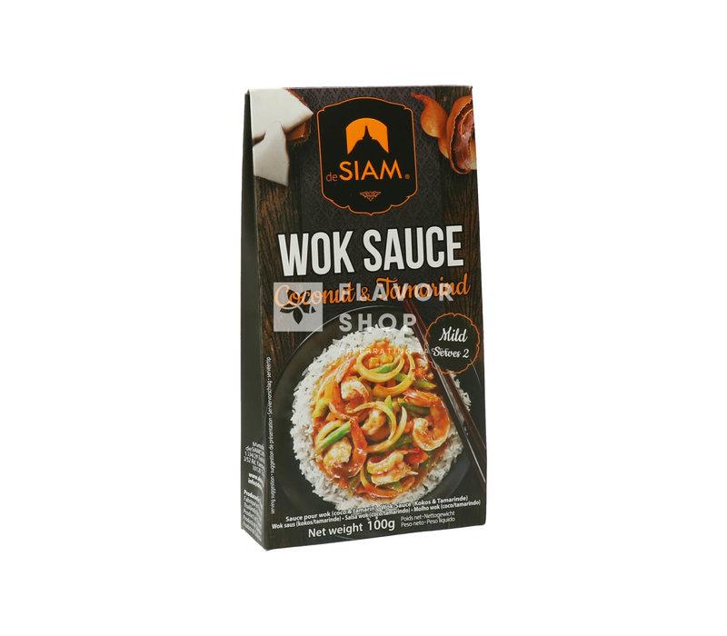 Sauce wok Coconut & Tamarind Mild
