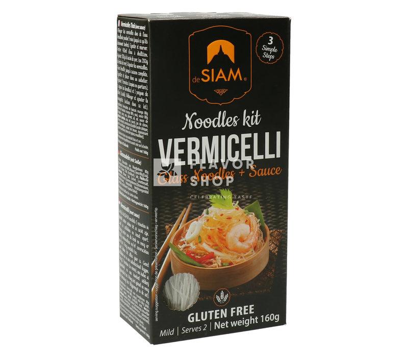 Vermicelli Glass Noodles + Sauce
