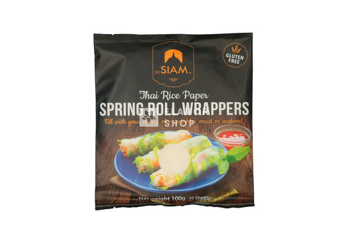 deSIAM Spring Roll Wrappers