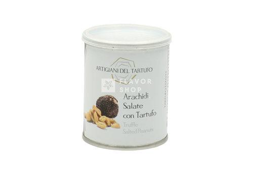 Artigiani Del Tartufo Gezouten nootjes met truffel 60 g