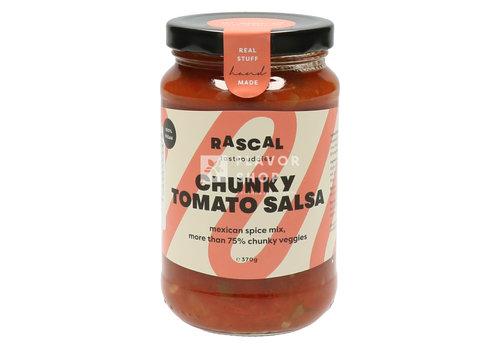 Rascal Tastebuddies Chunky Tomato Salsa