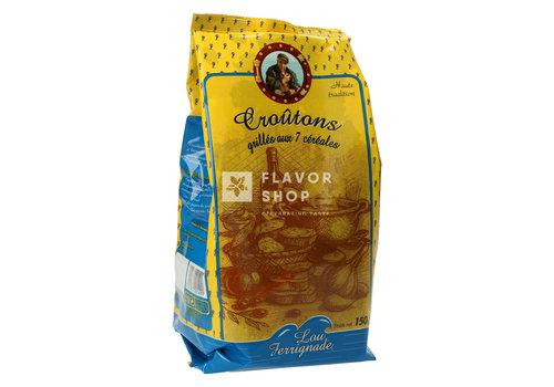 Croutons voor Soep