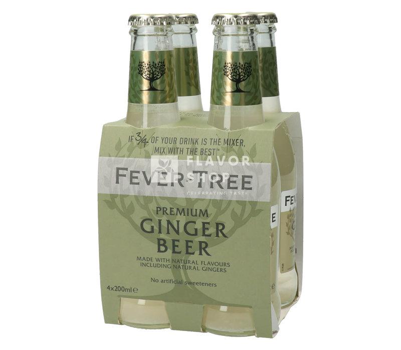 Fever Tree Ginger Beer Clip