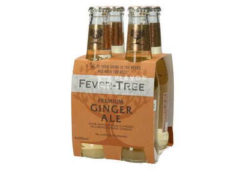 Fever Tree Fever Tree Ginger Ale Clip