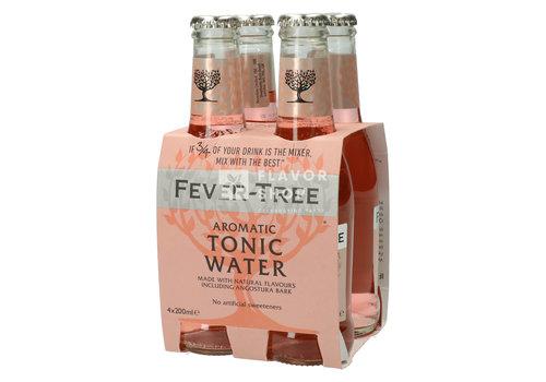 Fever Tree Aromatic Tonic Clip 4 flesjes
