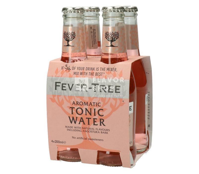 Fever Tree Aromatic Tonic Clip 4 flacons