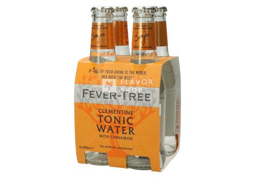 Fever Tree Clementine & Cinnamon - Extrait de 4