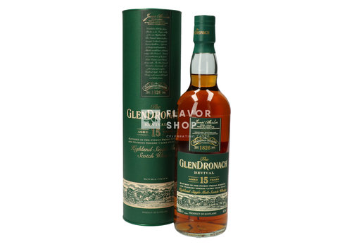 Glendronach 15 years Whisky