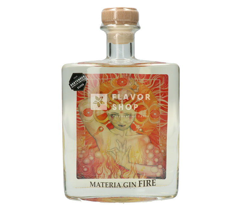 Materia Fire Gin 70 cl