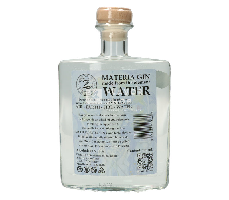 Materia Water Gin 70 cl