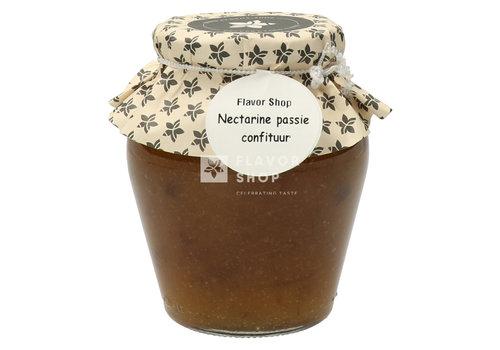 Pure Flavor Nectarine & Passievrucht Confituur 375 ml