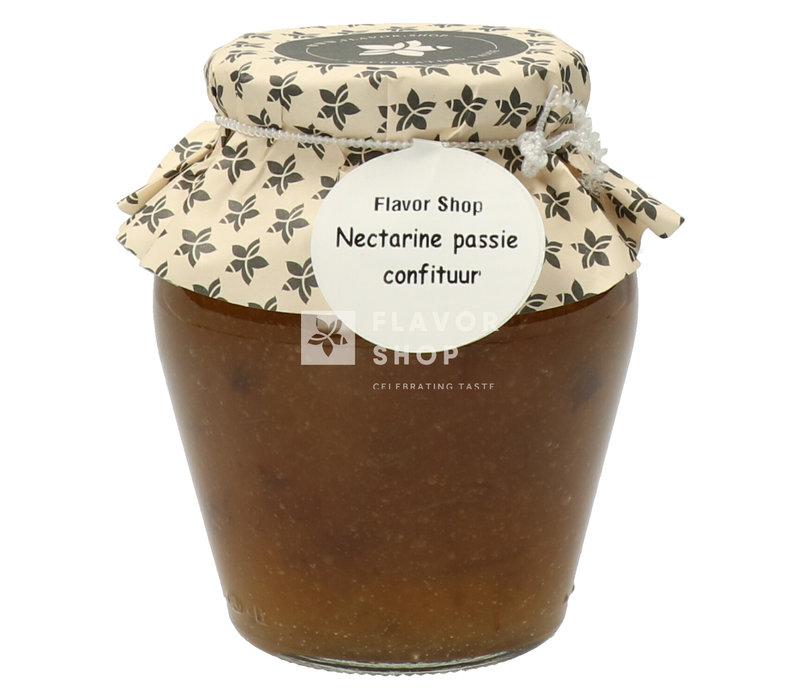 Nectarine & Passievrucht Confituur 375 ml