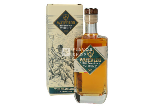 Waterloo The Brancardier Whisky 50 cl