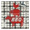 PPD Servietten BBQ Napkin 33x33