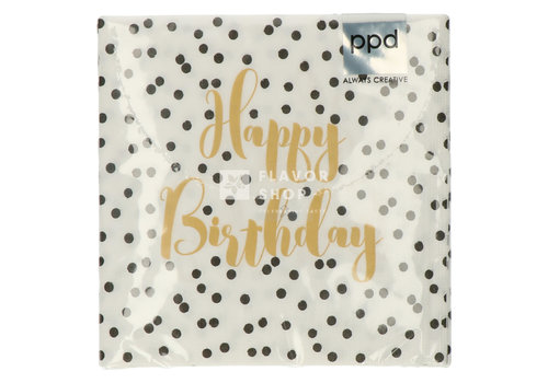 PPD Servietten Birthday Confetti
