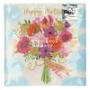 PPD Servietten Happy Flowers  33x33 cm