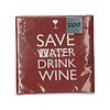 PPD Servietten Save Water 25x25cm